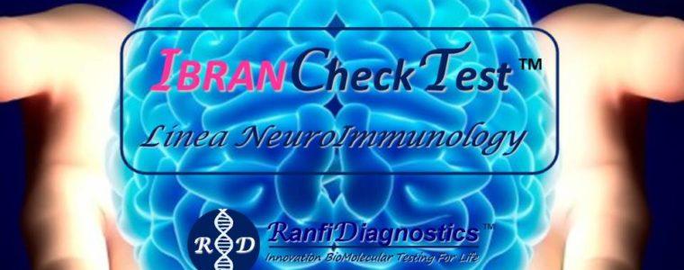 IBRANCheckTestTM – Linea NeuroImmunology (è un marchio registrato RanfiDiagnostics).